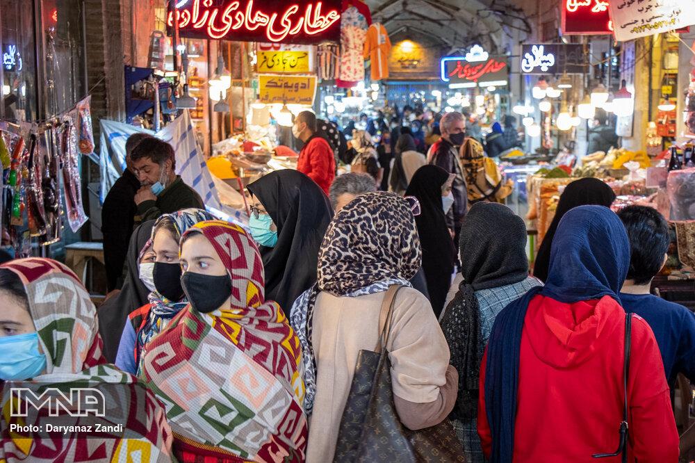 ۳ شهر استان اصفهان در وضعیت قرمز قرار گرفت