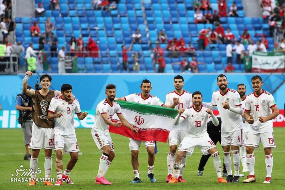 پست شگفتبرانگیز اینستاگرام جام جهانی برای تیم ملی ایران