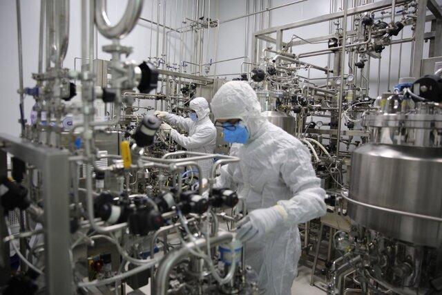 بزرگترین کارخانه تولید واکسن کرونا در منطقه افتتاح شد