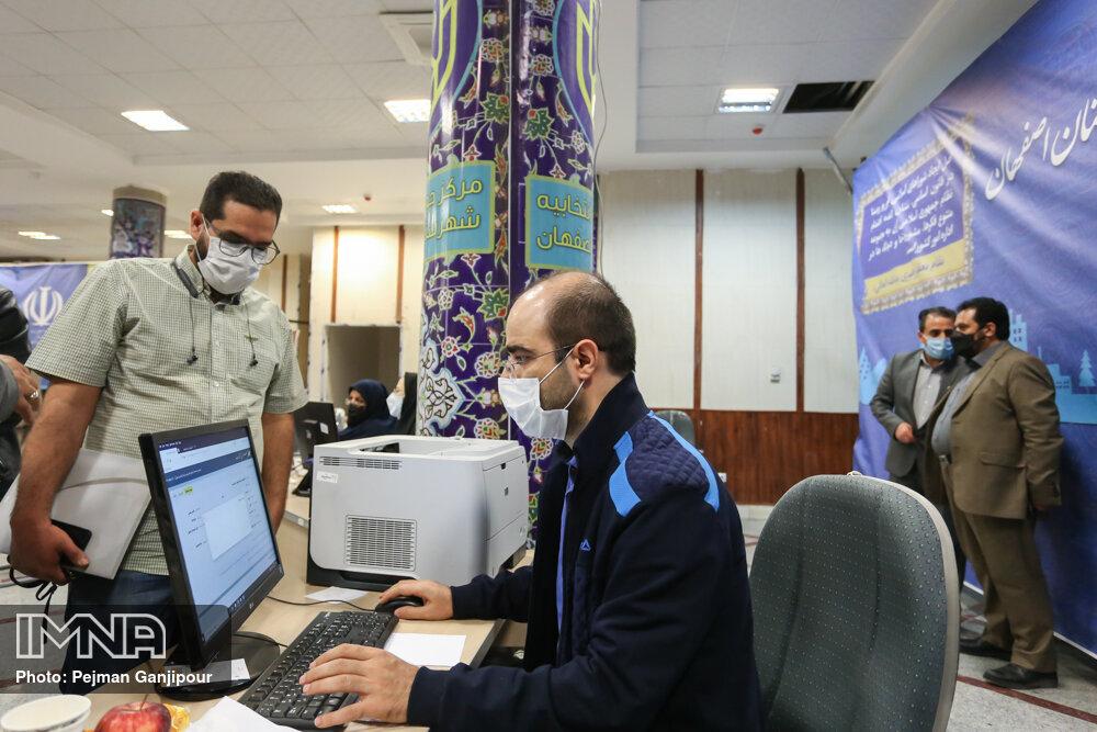 آمار نهایی متقاضیان حضور در شوراهای شهر مازندران