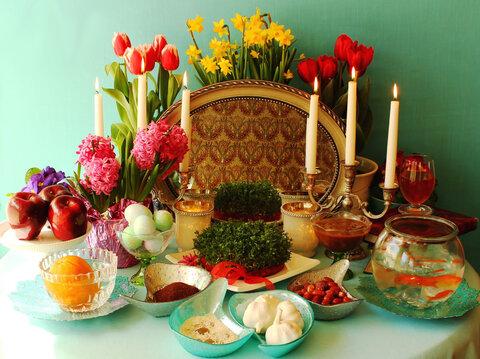 Celebrations in Norouz