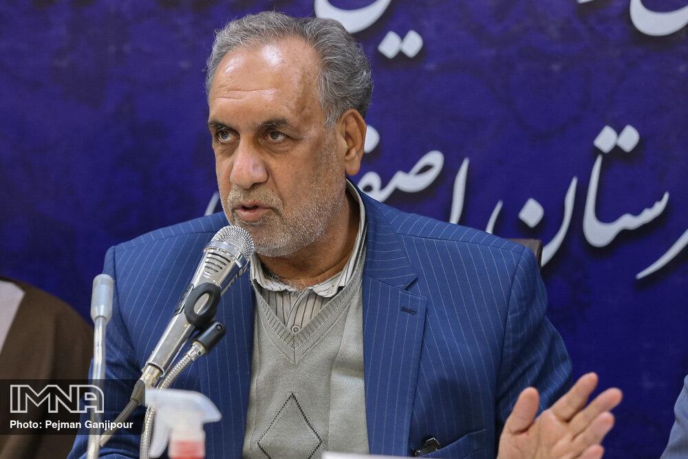 حمایت فرمانداری اصفهان از اجرای رینگ چهارم حفاظتی