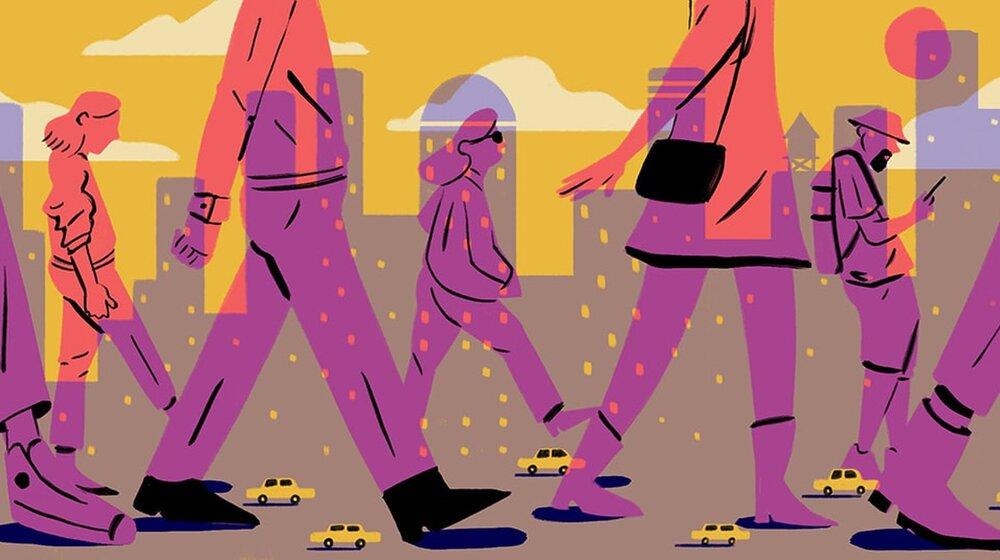 بهترین شهرهای دنیا برای پیادهروی