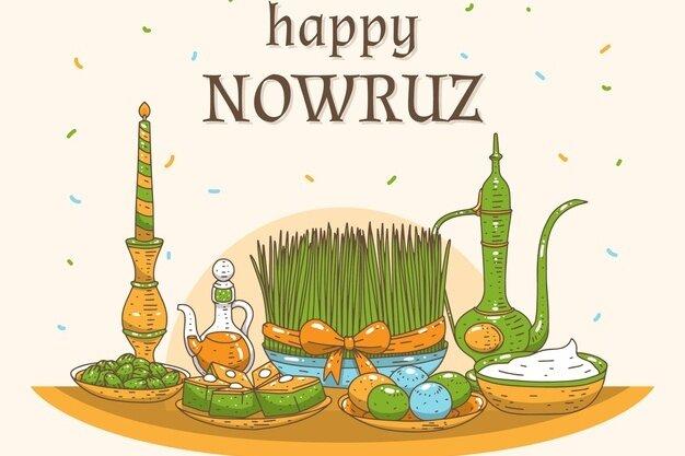 Happy Nowruz 1400!