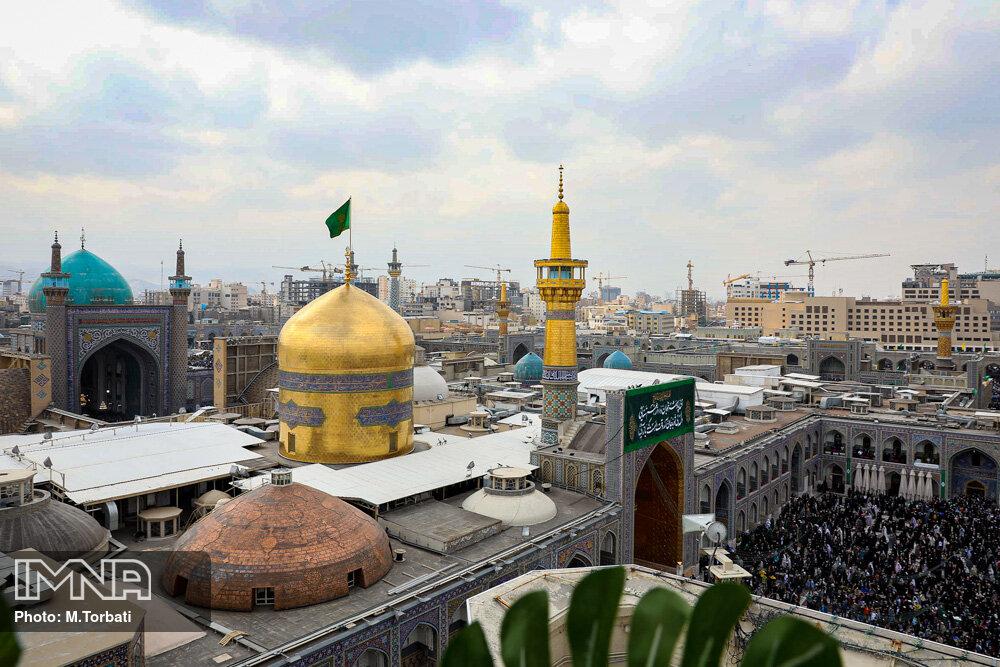 مشهدالرضا مهیای جشن بزرگ نیمه شعبان/ اکران نورپردازی های ویژه در نقاط مختلف شهر