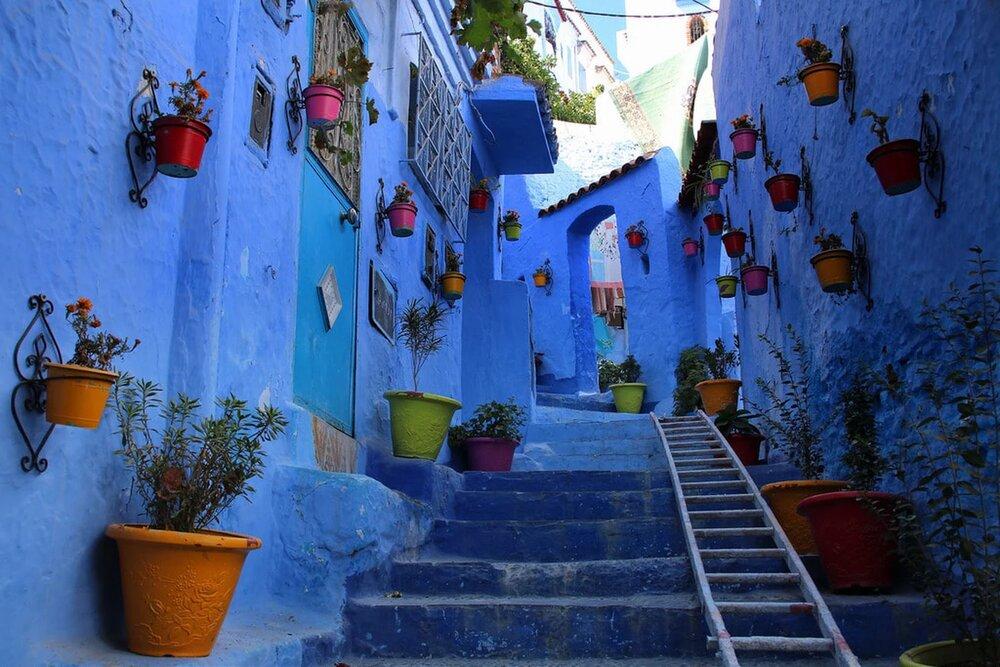 زیباترین خیابانها و کوچههای دنیا