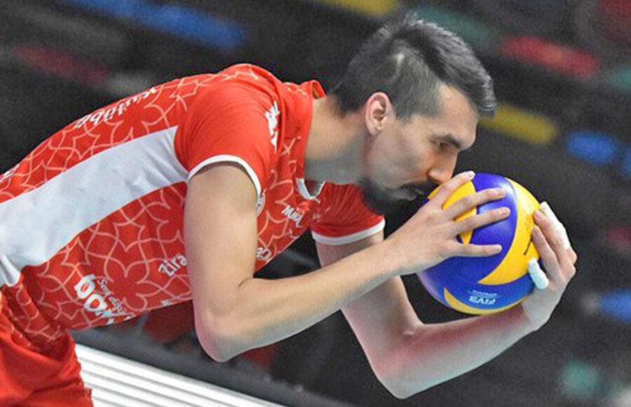 فرهاد قائمی در آستانه المپیک از تیم ملی خداحافظی کرد