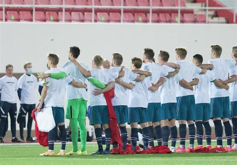 فیفا تیم ملی نروژ را به دلیل حمایت از حقوق بشر جریمه کرد