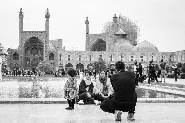 نوروز ۱۴۰۰ در اصفهان