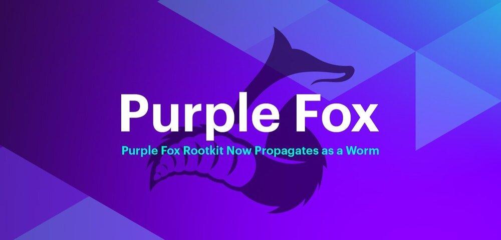 حمله بدافزار Purple Fox به رایانههای ویندوزی