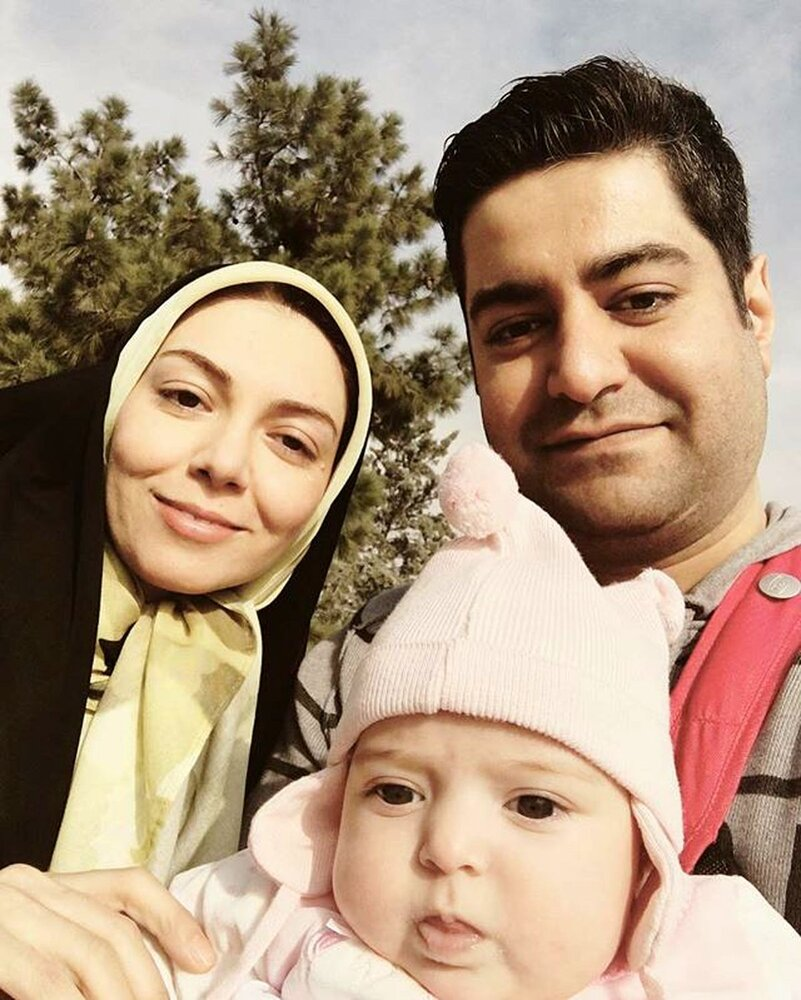 همسر آزاده نامداری: هرگز مصاحبه نکردهام