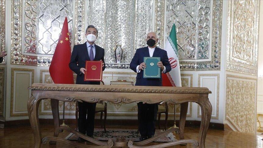 واکنش ها به امضای سند همکاریهای ایران و چین