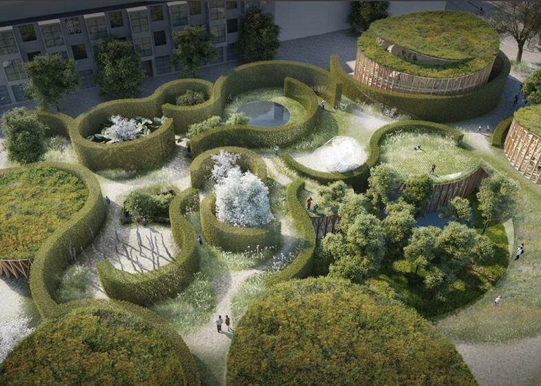 مشارکت دانمارکیها در طراحی آینده شهرها