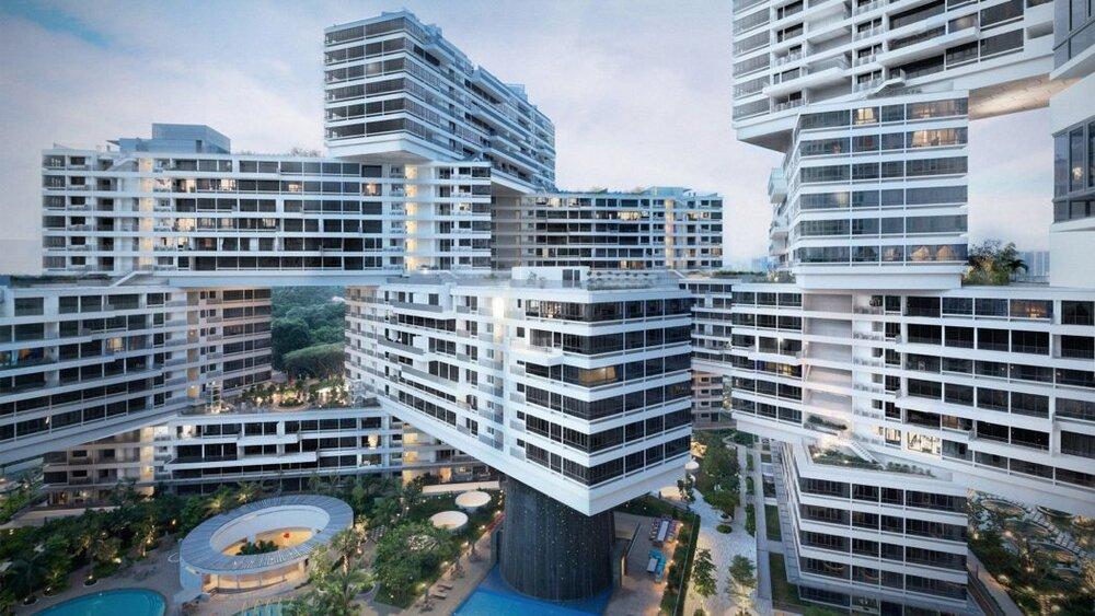 بهترین تکنولوژیهای معماری در سالی که گذشت + عکس