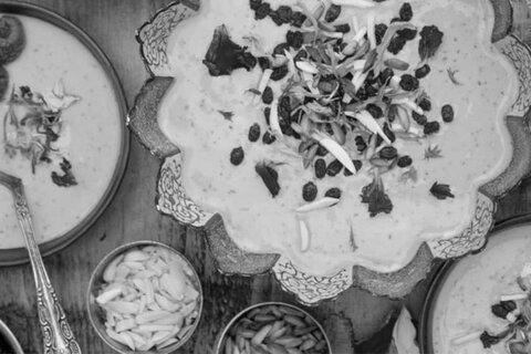 خورشت ماست؛ پیش غذای اصفهانی