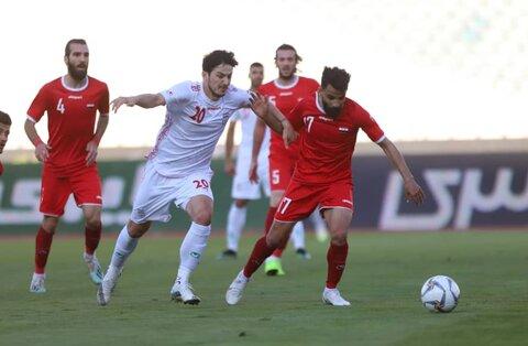ال مواز: از شکست برابر تیم ملی فوتبال ایران ناراحت نیستیم