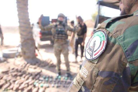 کشف ۳۰۰ موشک ساخت اتریش در عراق