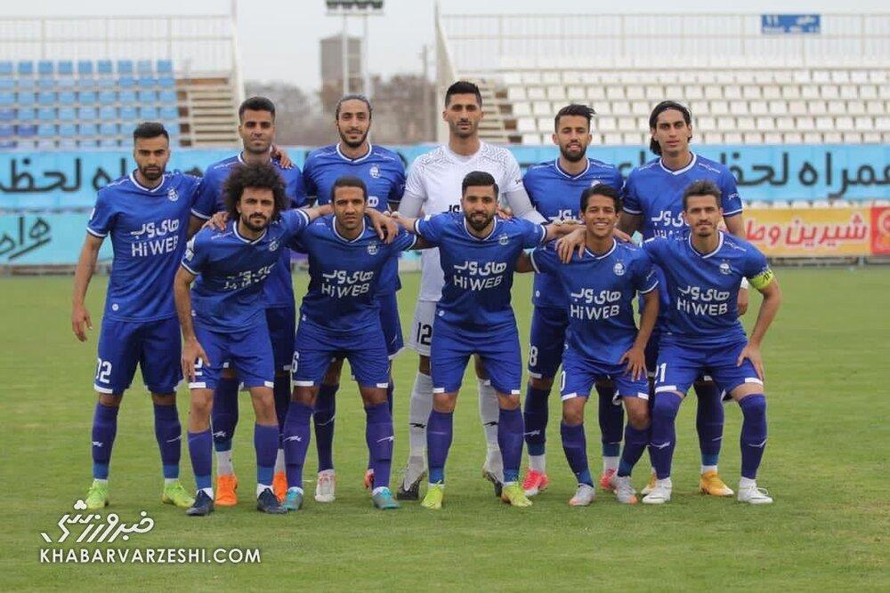 ساعت عجیب برگزاری بازی های استقلال در لیگ قهرمانان