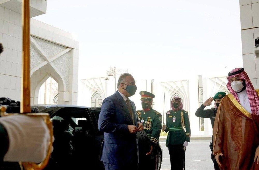عربستان سعودی , مصطفی الکاظمی , محمد بن سلمان , کشور عراق ,