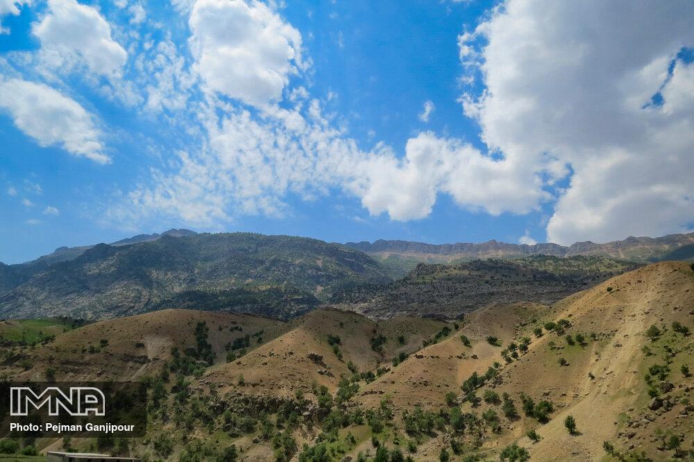 تداوم استقرار جوی ناپایدار در آسمان اصفهان