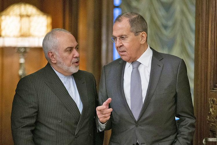 سرگئی لاوروف به تهران سفر میکند