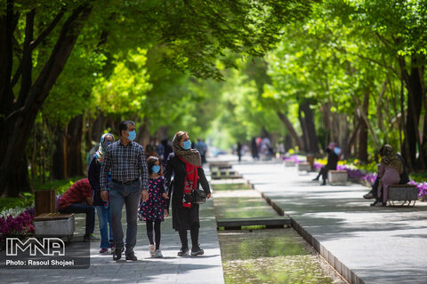 روز طبیعت در اصفهان- 1