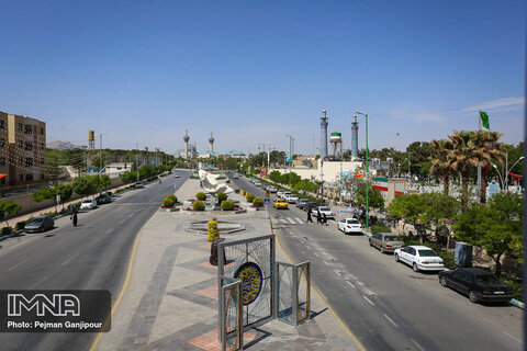 اصفهان در روز طبیعت- 2
