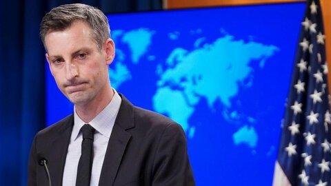 سخنگوی وزارت خارجه آمریکا: کاهش تحریمهای ایران را بررسی میکنیم