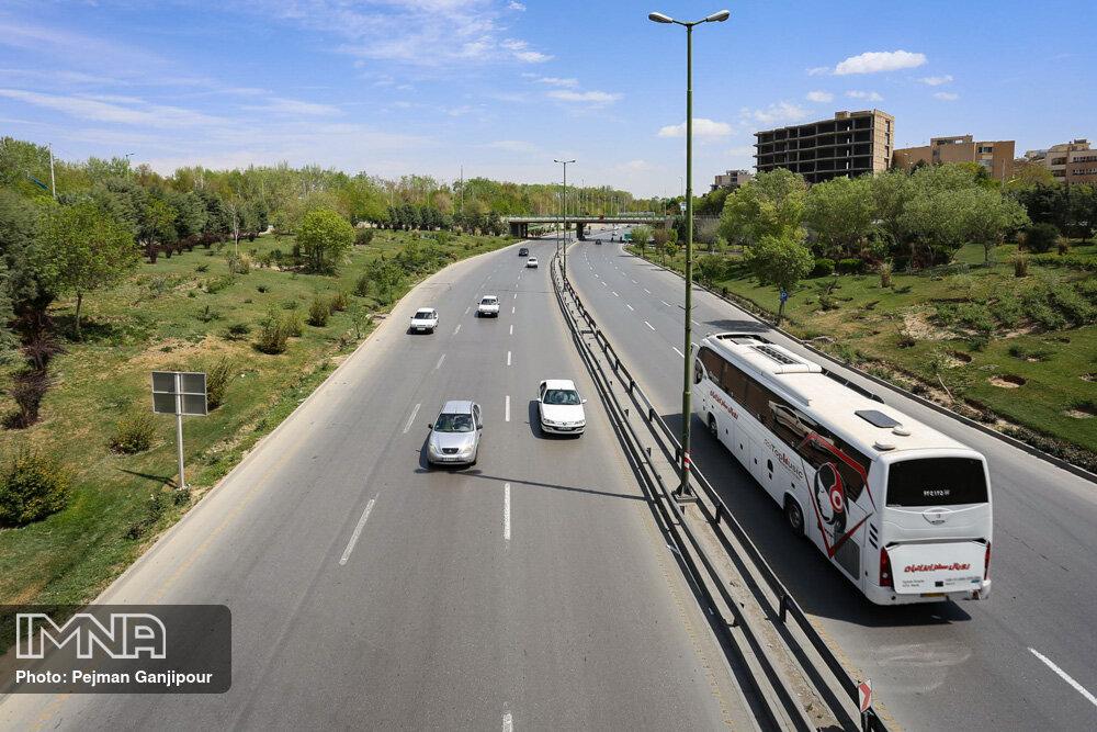 اصفهان در ۱۳ فروردین
