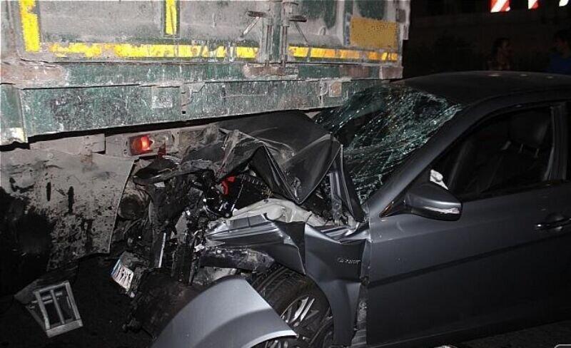 سانحه رانندگی در اسلام آبادغرب با یک کشته و ۵ مصدوم