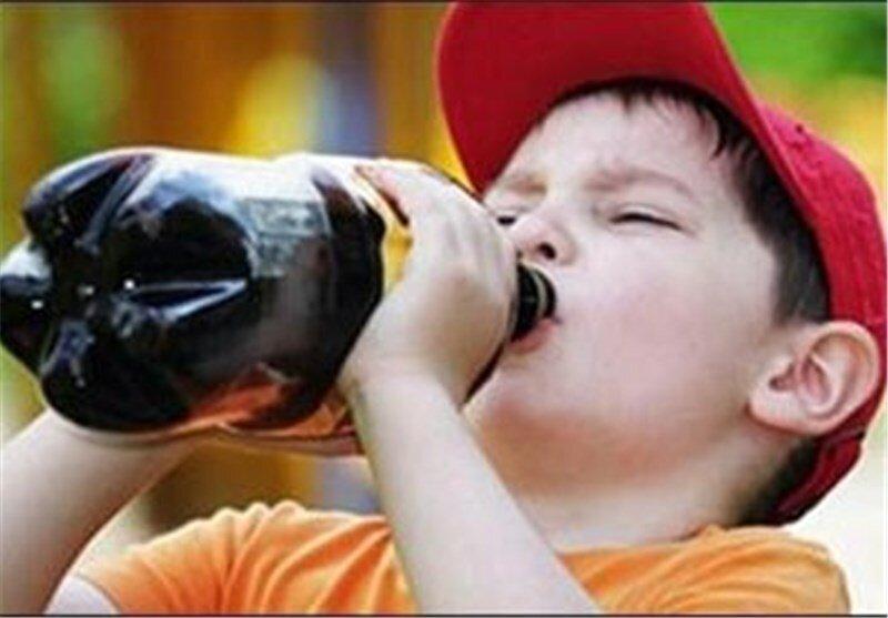 مصرف نوشابههای قندی عملکرد حافظه کودکان را تحت تأثیر قرار میدهد
