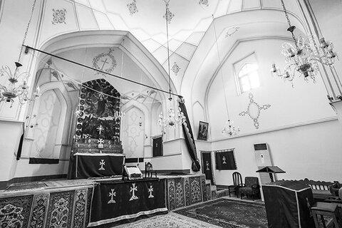 کلیسای گئورگ مقدس؛ زیارتگاه ۴۰۰ ساله ارامنه اصفهان
