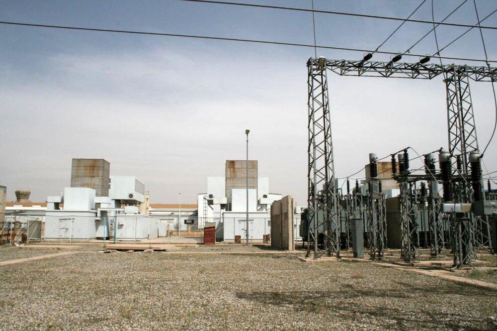 تعمیرات اساسی واحد دو نیروگاه گازی هسا پایان یافت