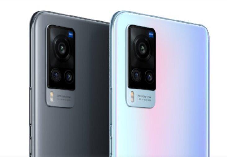 گوشی Vivo X60t معرفی شد