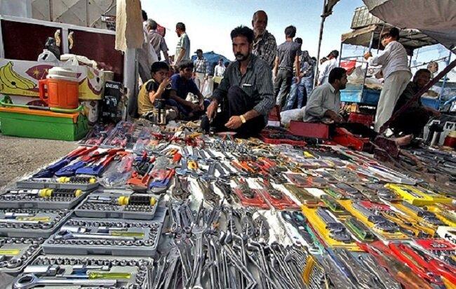 پیشرفت ۸۰ درصدی مجموعه جمعه بازار شهید شوشتری مشهد