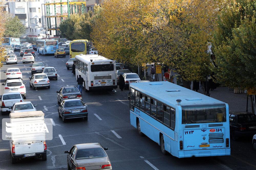 افزایش ۲۸ درصدی تعرفه جابهجایی مسافر در بیرجند