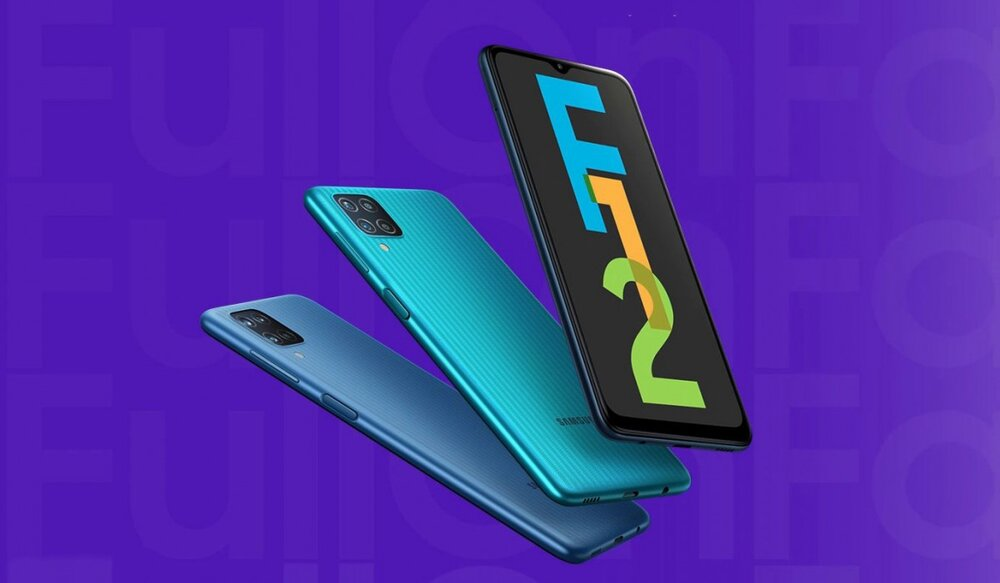 گوشیهای گلکسی F12  و F02s معرفی شدند