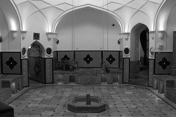 حمام قاضی؛ تجربهای از گرمابه تاریخی
