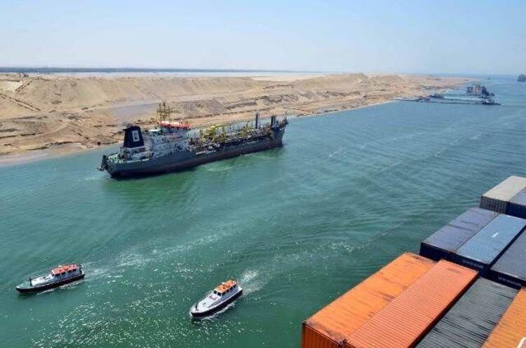 اختلال دوباره در گذر کشتیها از کانال سوئز