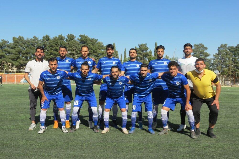 تیم فوتبال شهرداری آستارا از فجر سپاسی شیراز شکست خورد