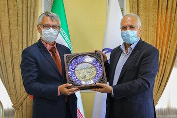 Isfahan, Belgrade to adopt measures getting sister cities