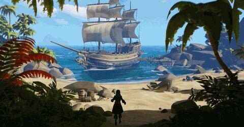 تاریخ انتشار فصل دوم بازی Sea of Thieves مشخص شد