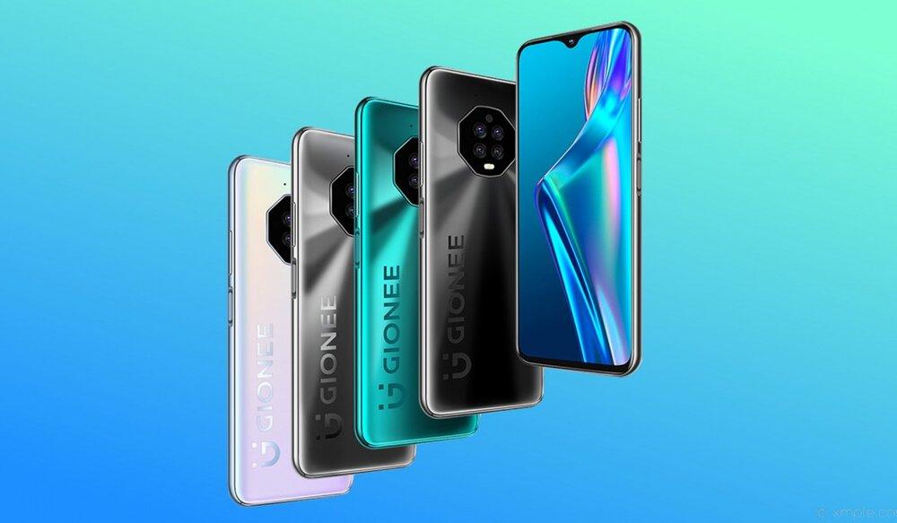 گوشی هوشمند Gionee M3 در چین معرفی شد