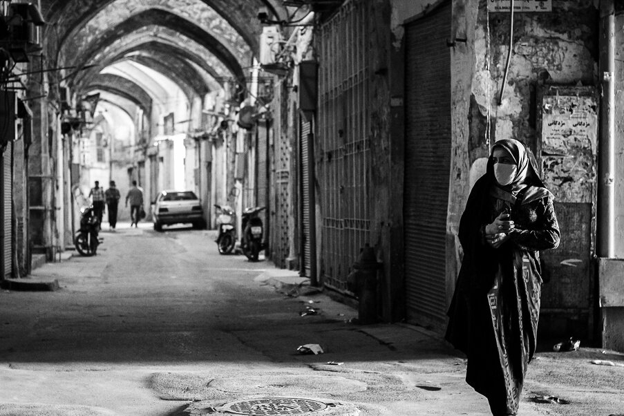 اصفهان روی موج چهارم کرونا
