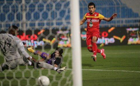 ستاره فولاد بازی با النصر را از دست داد