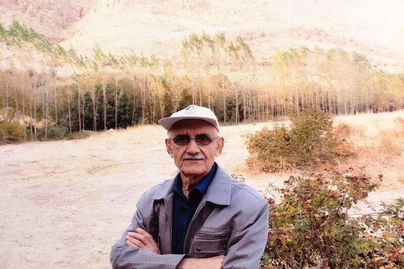 قهرمان تالابهای ایران درگذشت