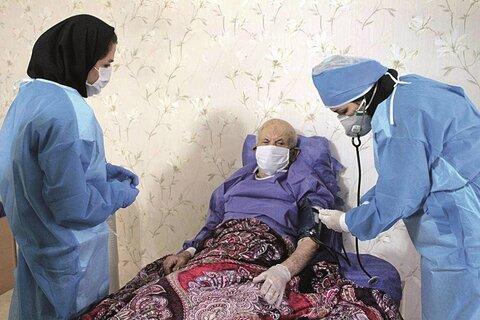 پرستاران بخش غیردولتی و مراقبت در منزل واکسن کرونا دریافت میکنند