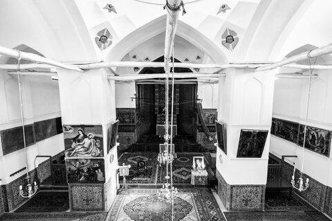 کلیسای استپانس مقدس؛ عبادتگاه جلفا نو اصفهان