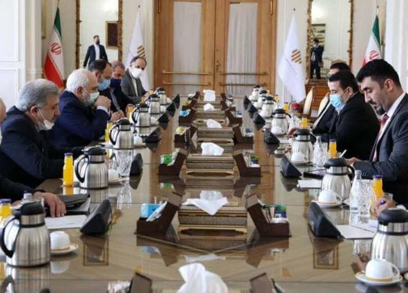 ظریف: نیروهای بیگانه باید منطقه را ترک کنند