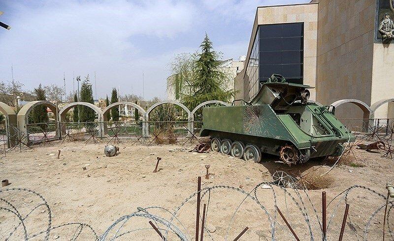 باغ موزه دفاع مقدس تا تیرماه امسال تکمیل میشود